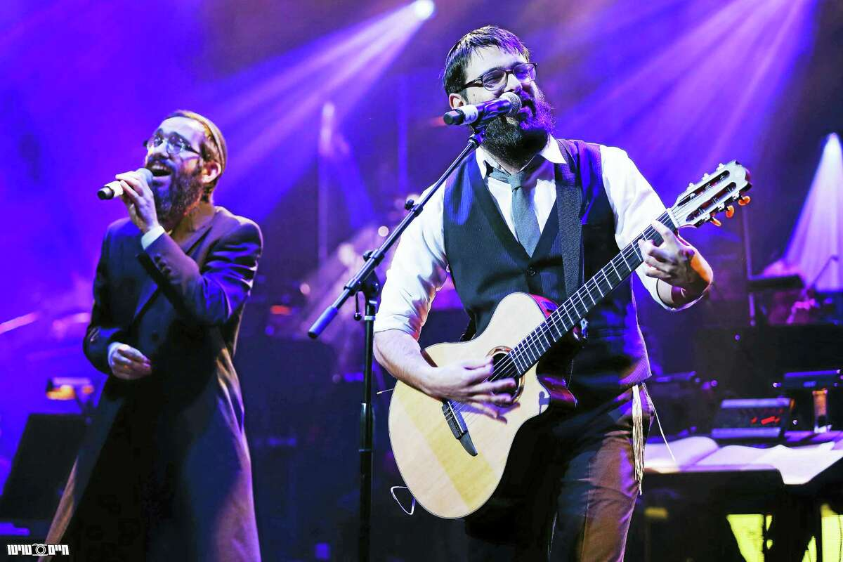 Contributed photo courtesy of 8th Day8th Day, a Hassidic pop-rock band, will join the lineup of entertainment at this year's Jewish Fest, set for Sept. 4-5 at White Memorial Conservation Center.