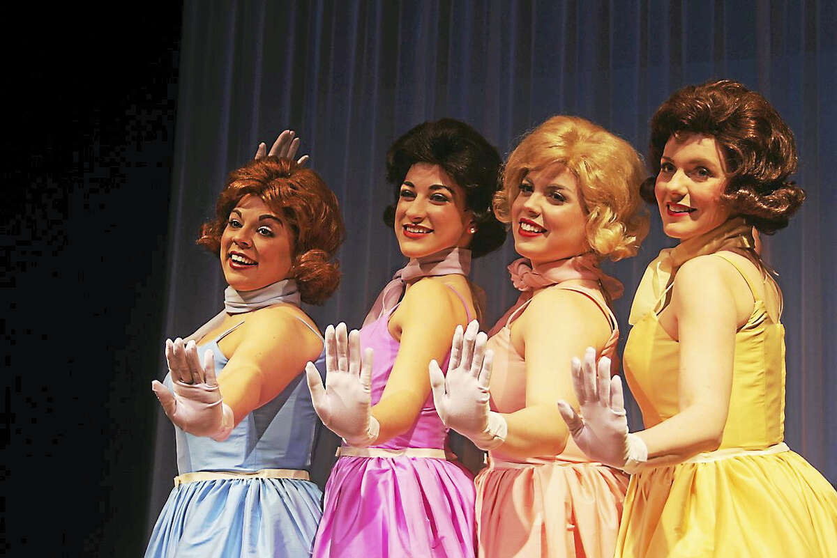 Contributed photoSeven Angels Theater is staging the musical The Taffetas at the theater in Waterbury.