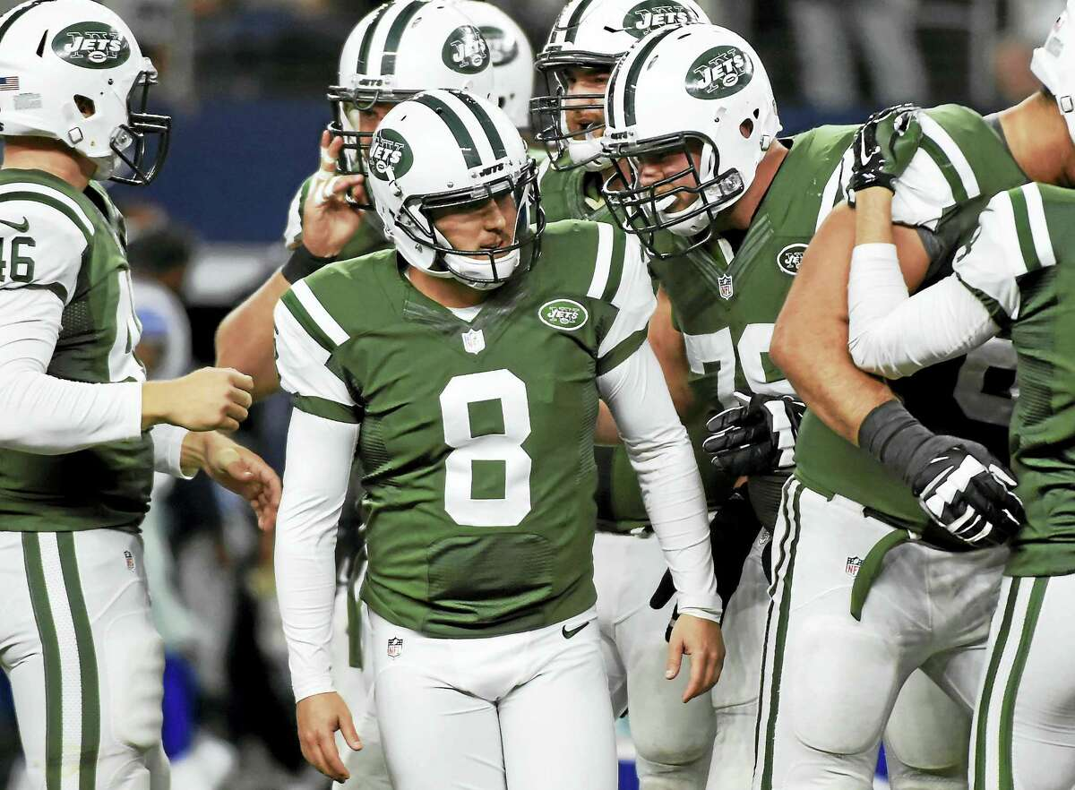 Kicker Randy Bullock signed with the Giants on Monday.
