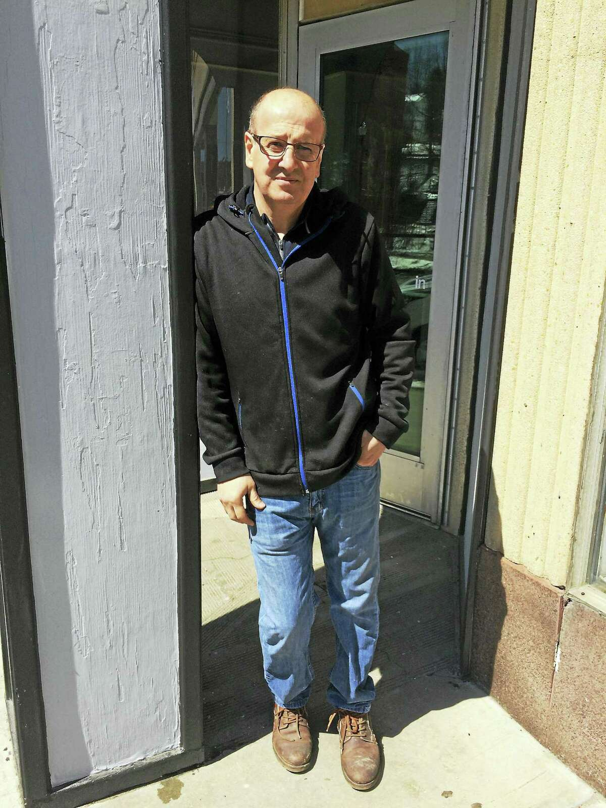 George Noujaim is opening a Mediterranean restaurant in Winsted.