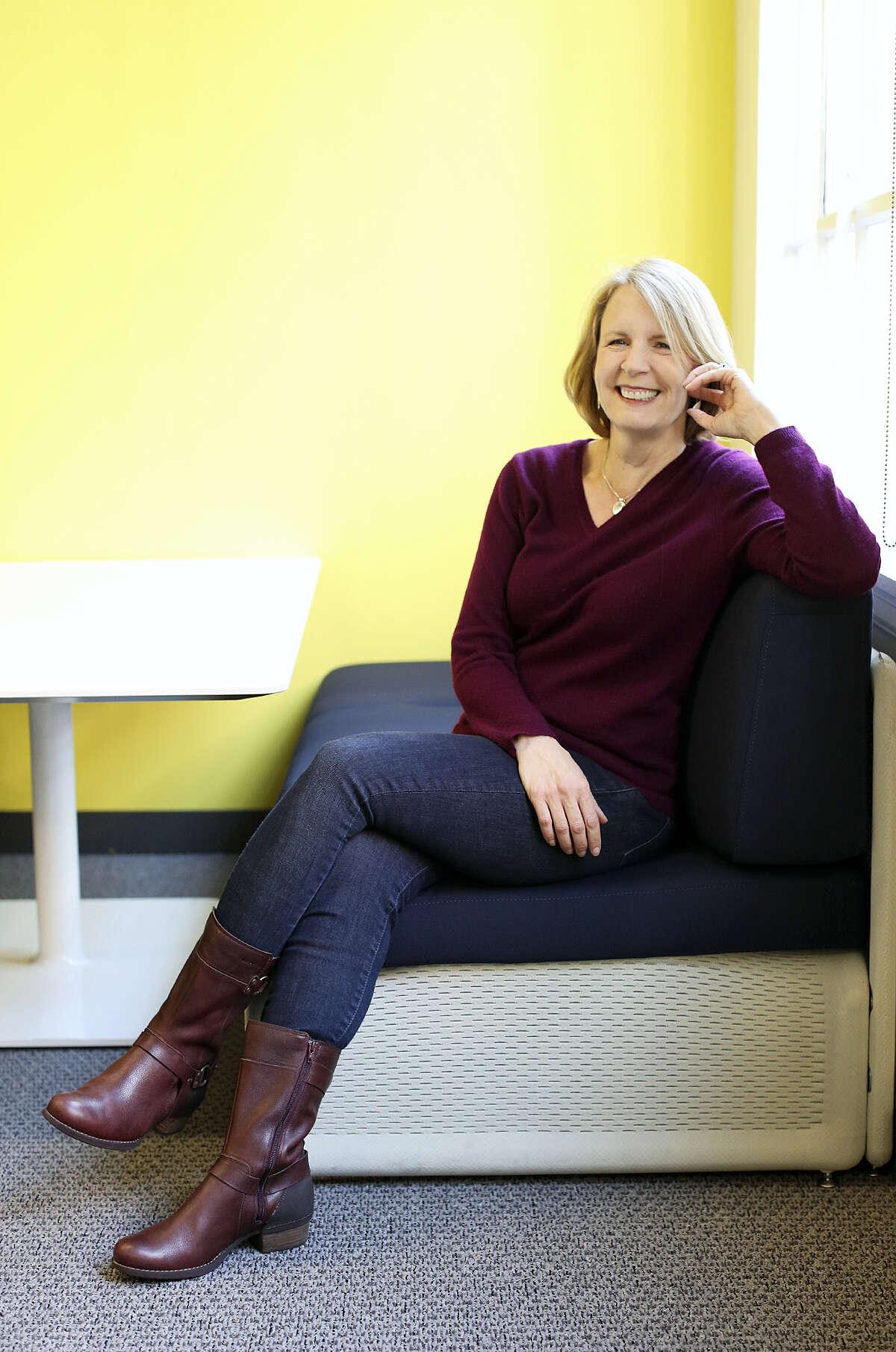 This photo provided by NerdWallet shows Liz Weston, a columnist for personal finance website NerdWallet.com.