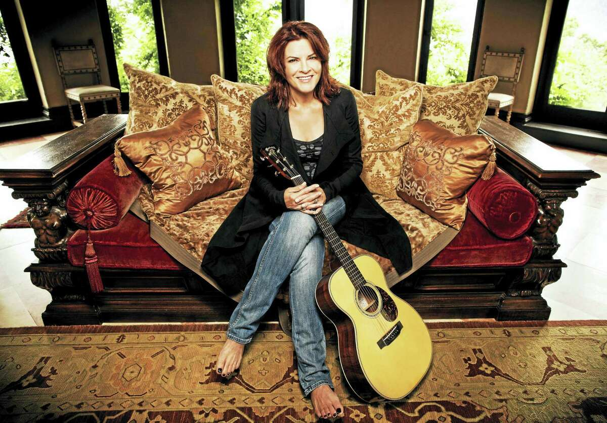 Contributed photoGrammy Award winning singer, songwriter and guitarist Rosanne Cash is set perform at Infinity Music Hall in Hartford on Friday, April 8.