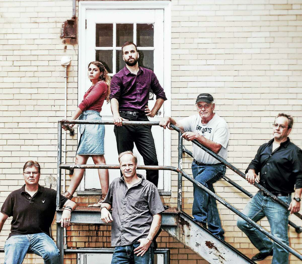 Plywood Cowboy will sing of heartbreak and hound dogs on Saturday at The Kate.
