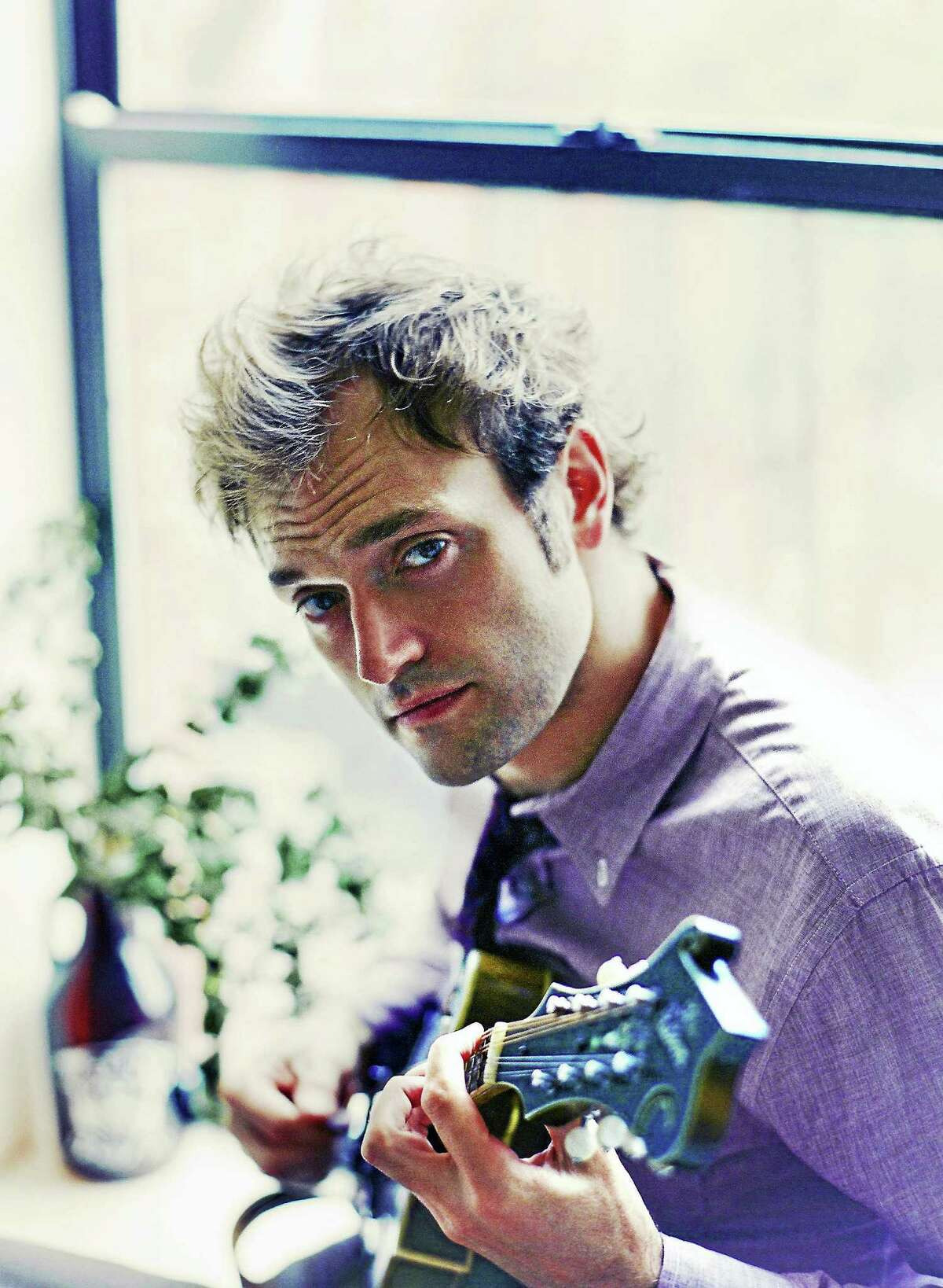 Contributed photoChris Thile joins Bela Fleck at Ives Concert Park for a concert in September.
