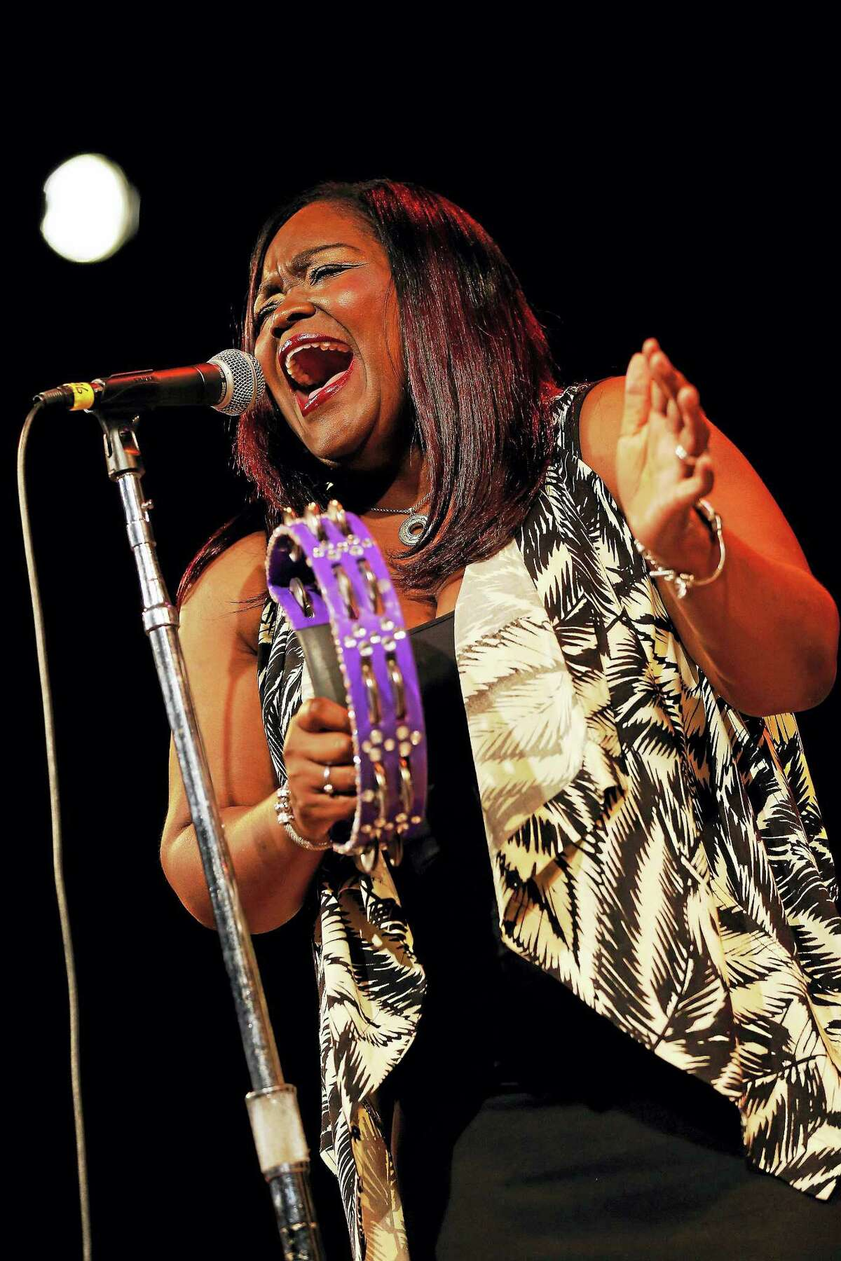 Contributed photo - Shemekia CopelandSinger Shemekia Copeland is coming to Infinity Music Hall in Norfolk on Sept. 9.