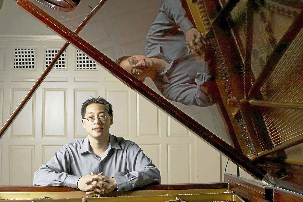 Contributed photoPianist Melvin Chen will join the St. Petersburg String Quartet at Music Mountain.