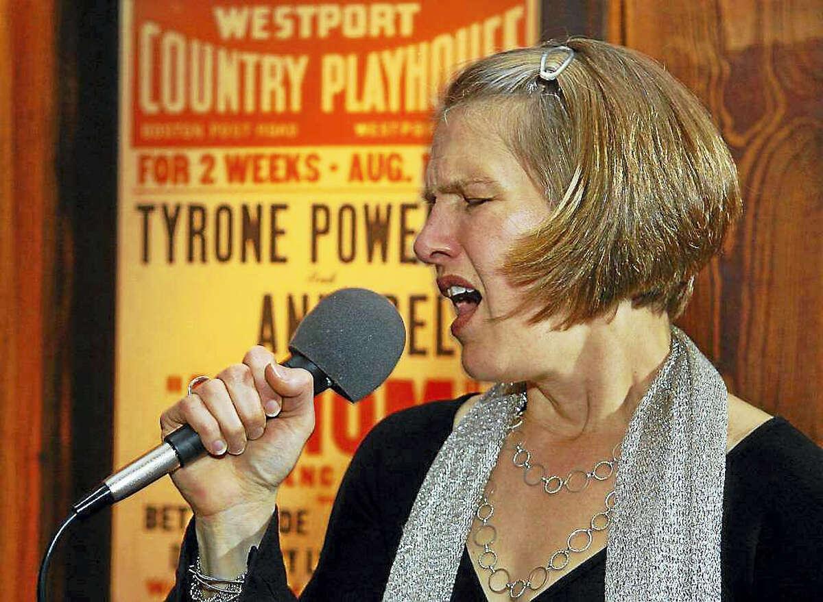 Jazz singer Melissa Newman and her trio perform Jan. 6 in Waterbury.