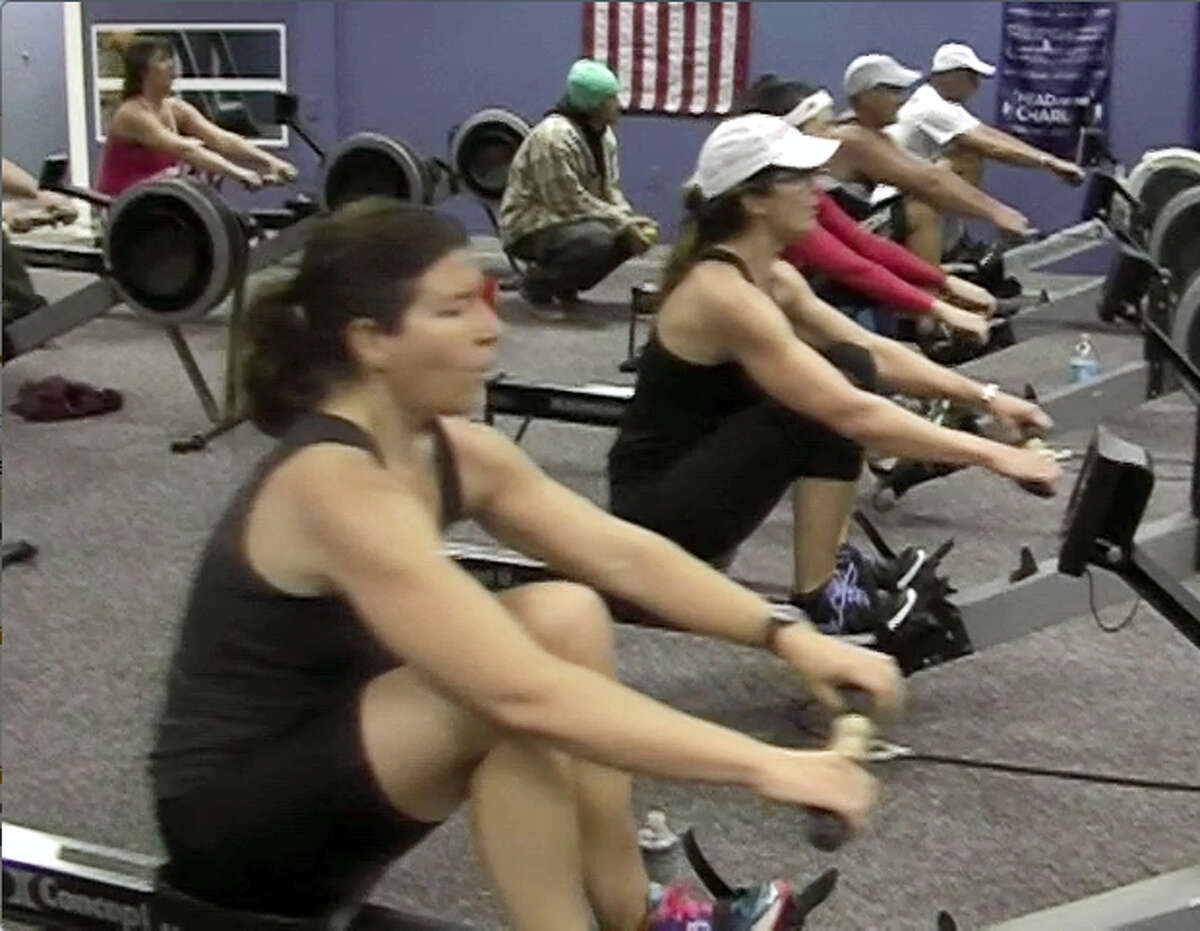 Contributed photo The Litchfield Hills Rowing Club will again offer a New Year's fitness program for the community.