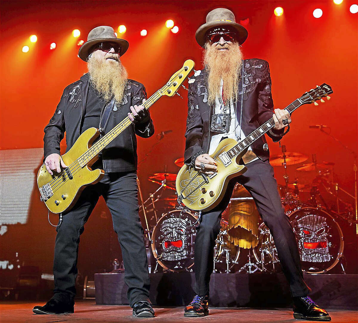 Contributed photoZZ Top will perform in concert at the Foxwoods Resort Casino in Mashantucket on Friday, Sept. 2.