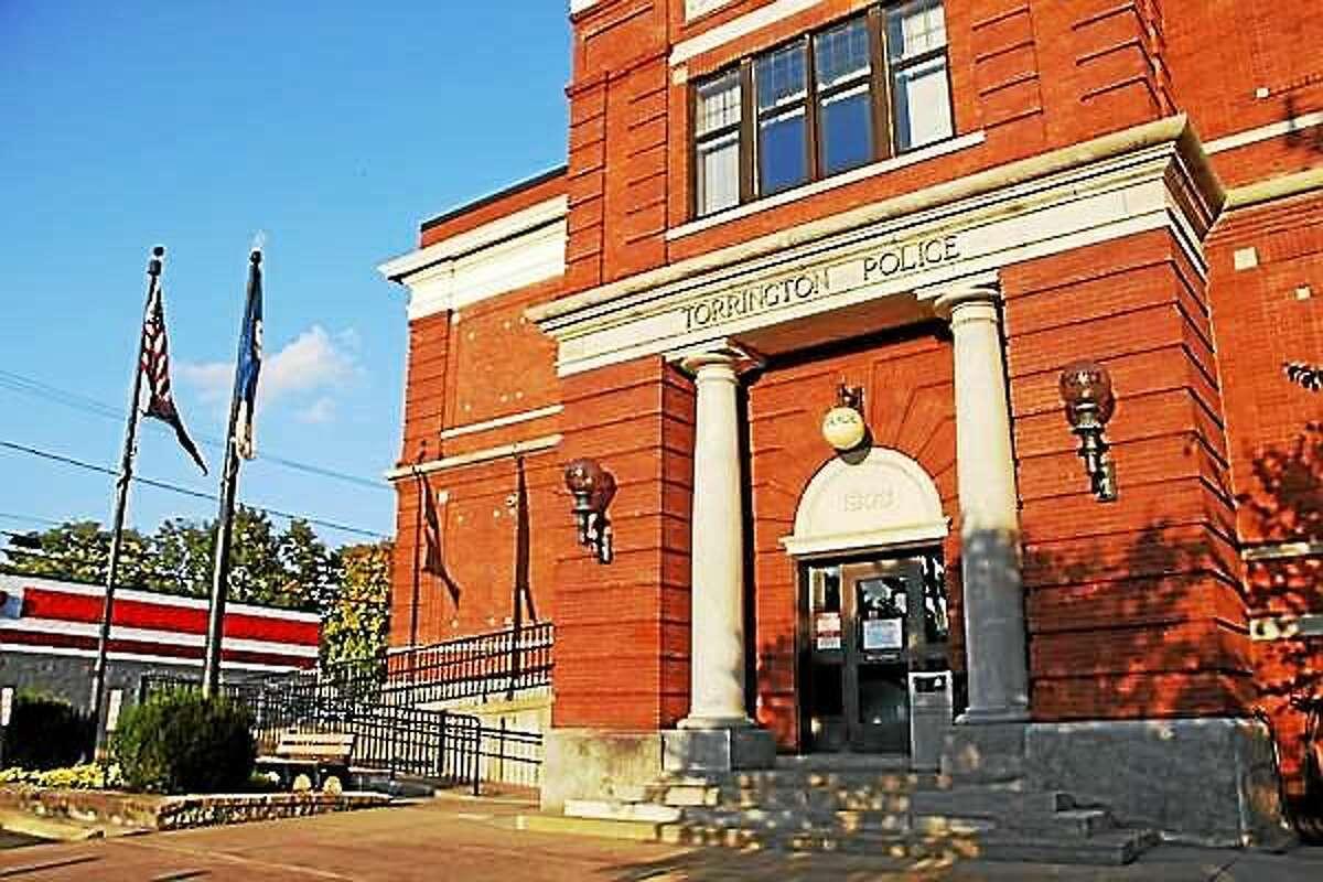 The Torrington Police Department building. Register Citizen File Photo