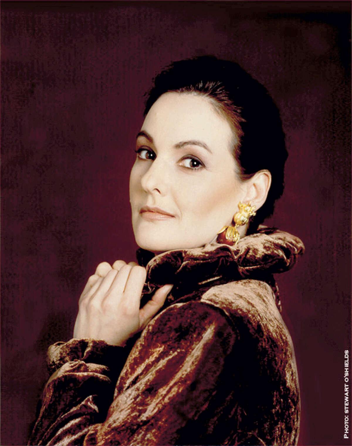 Met Opera veteran Susanne Mentzer will host and perform.