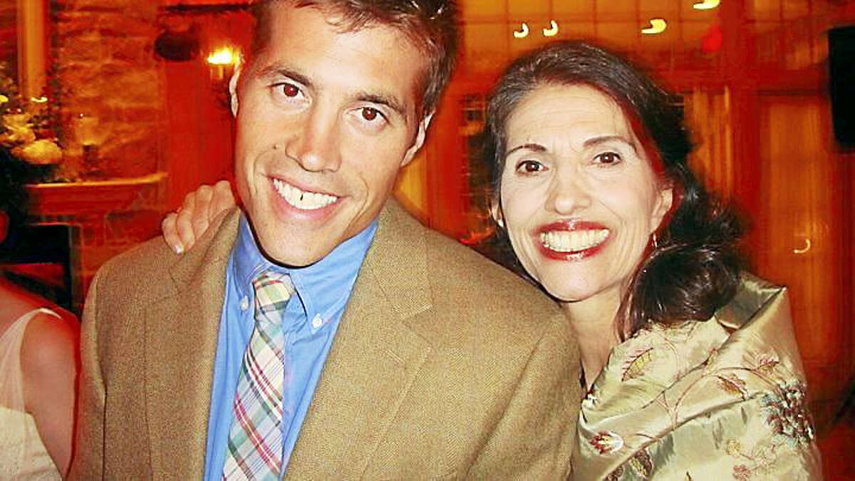 James Foley and his mother Diane Foley.