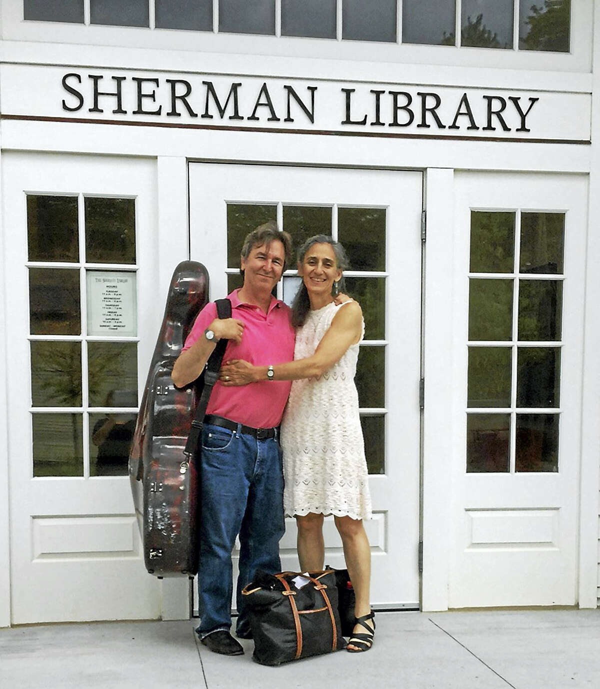 """Contributed photo - Sherman Chamber Ensemble On Saturday, August 13 at 2 p.m. The Sherman Chamber Ensemble presents """"Famous Children's Stories in a Musical Setting"""" in a free concert for families and kids of all ages at the Sherman Public Library Barn, 1 Sherman Center, Sherman. To reserve free tickets email info@shermanchamberensemble.org or call 860-355-5930. Subject to seating availability, walk-ins will be welcome."""