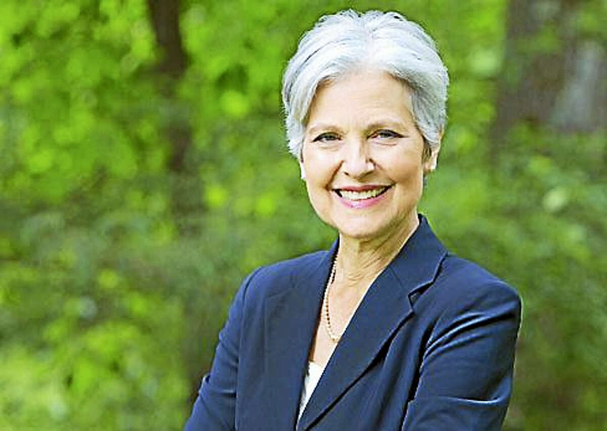 Jill Stein is the Green Party's presidential nominee