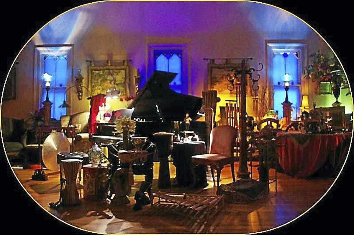 Contributed photo The interior of Studio 59 on Barber Street, Torrington.