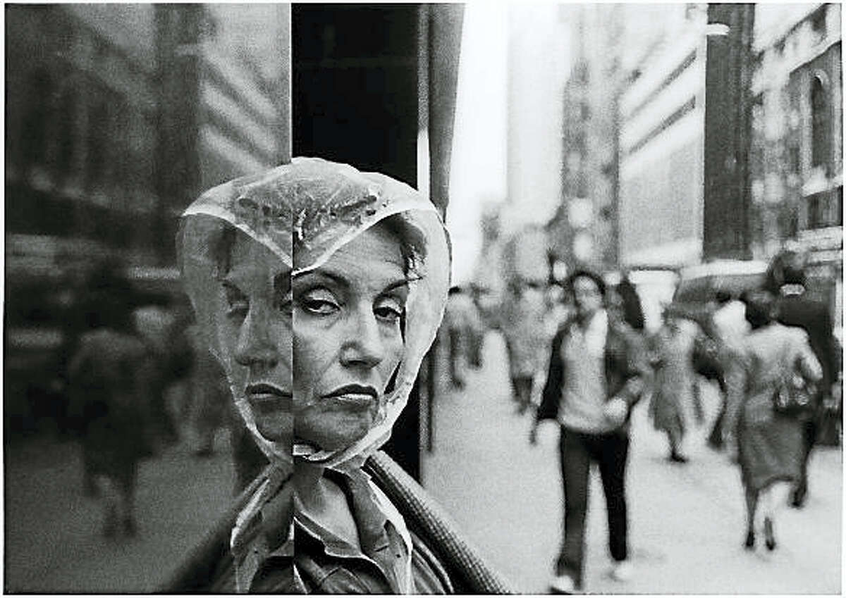 """Photo courtesy of Richard Sandler Minor Memorial Library presents author and photographer Richard Sandler at the library on Friday, Dec. 30 at 5:30 p.m. Sandler will discuss the photographs in his book """"The Eyes of the City"""", which will be available for purchase."""
