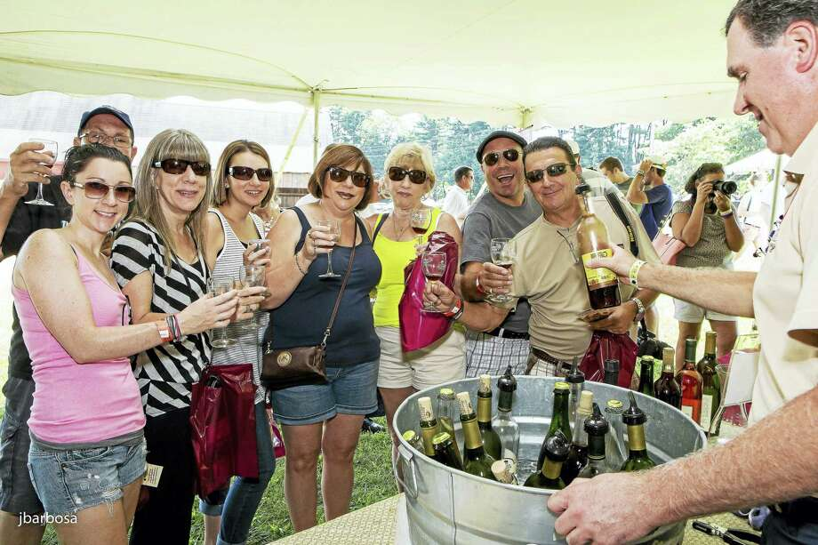 The 12th Annual Shoreline Wine Festival will take at Bishop's Orchards in Guilford on Saturday and Sunday. Tickets are available here. Photo: Photo Courtesy Of Judith L. Barbosa  / © Judith L. Barbosa