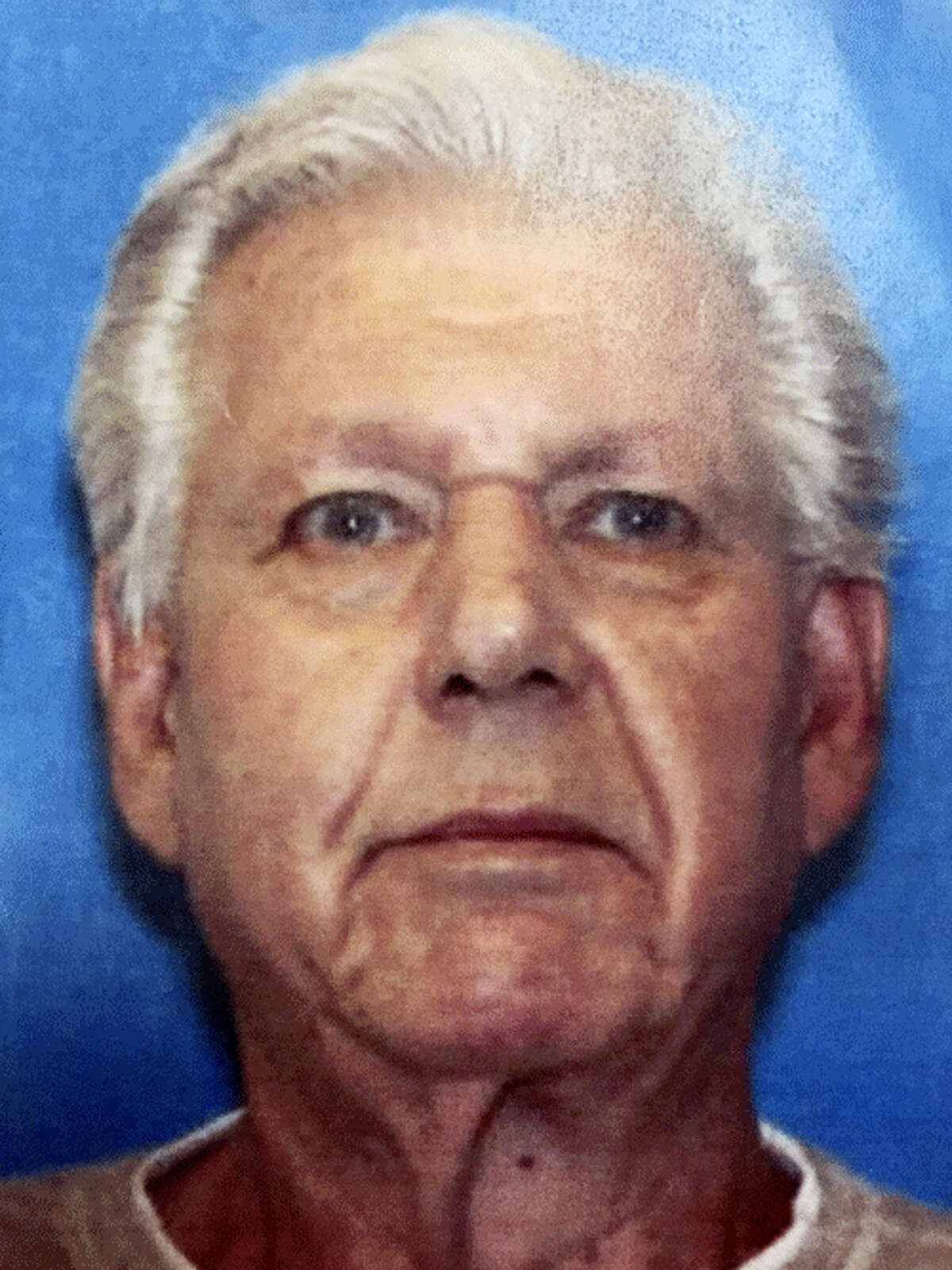 This undated photo released by the Georgia Department of Corrections shows Robert Stackowitz, 71, arrested Monday, May 9, 2016.