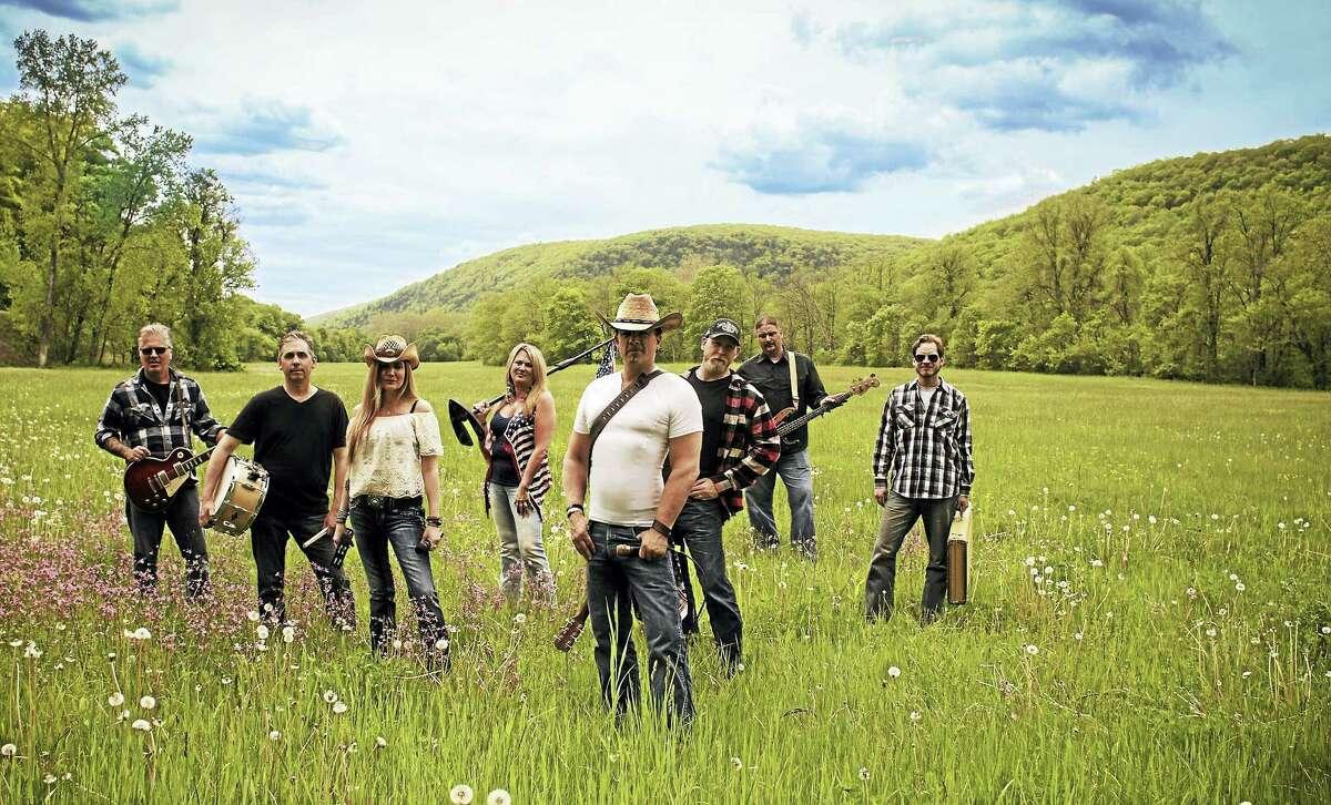 The Moonshine Band.