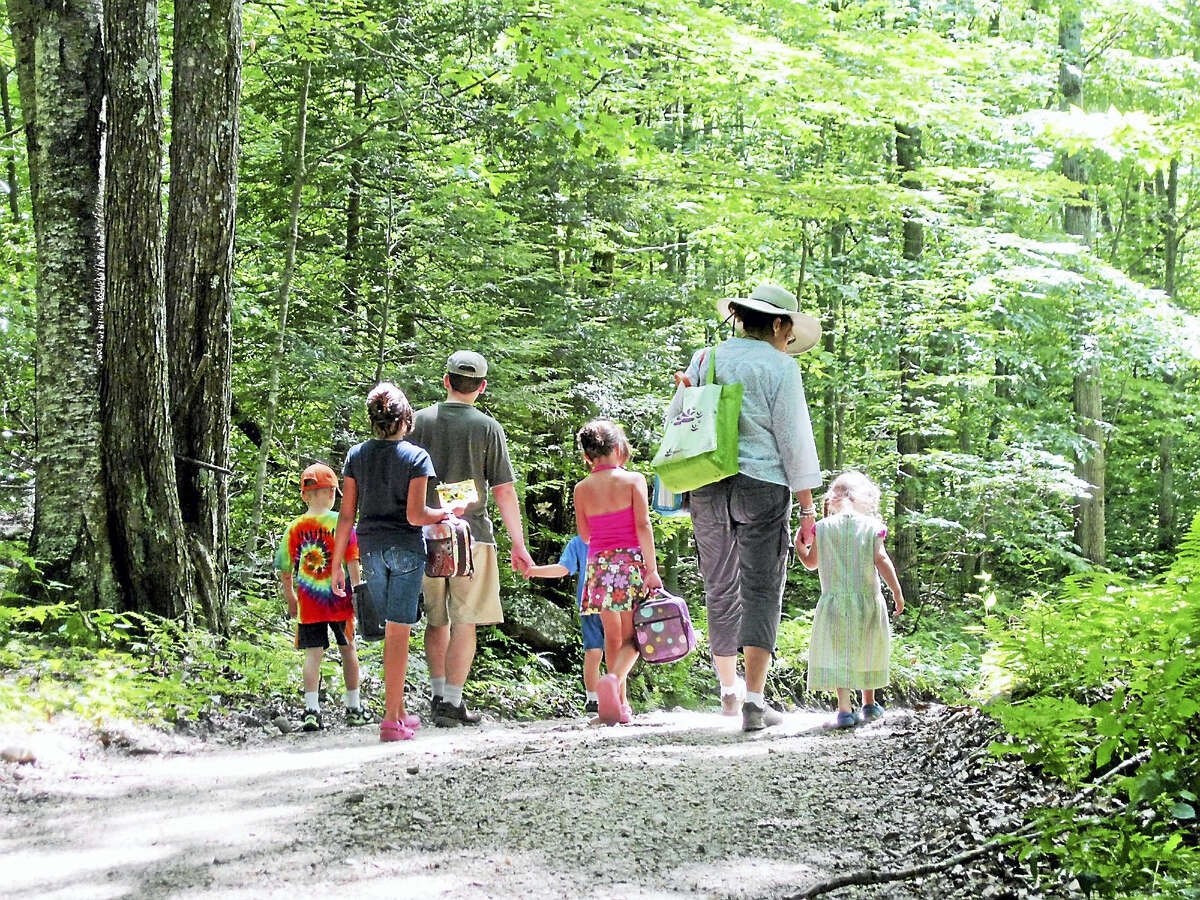Contributed photo Nature walks are included in A Weekend in Norfolk, set for Aug. 5-7.