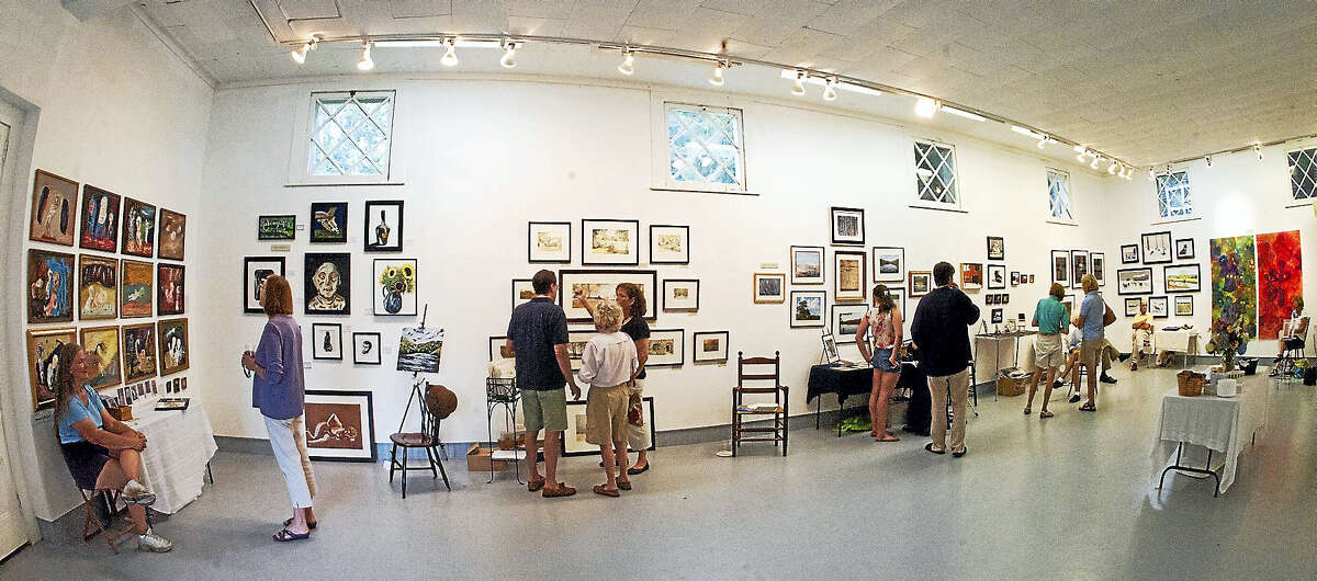 Contributed photo Art galleries and other venues will welcome visitors all weekend.