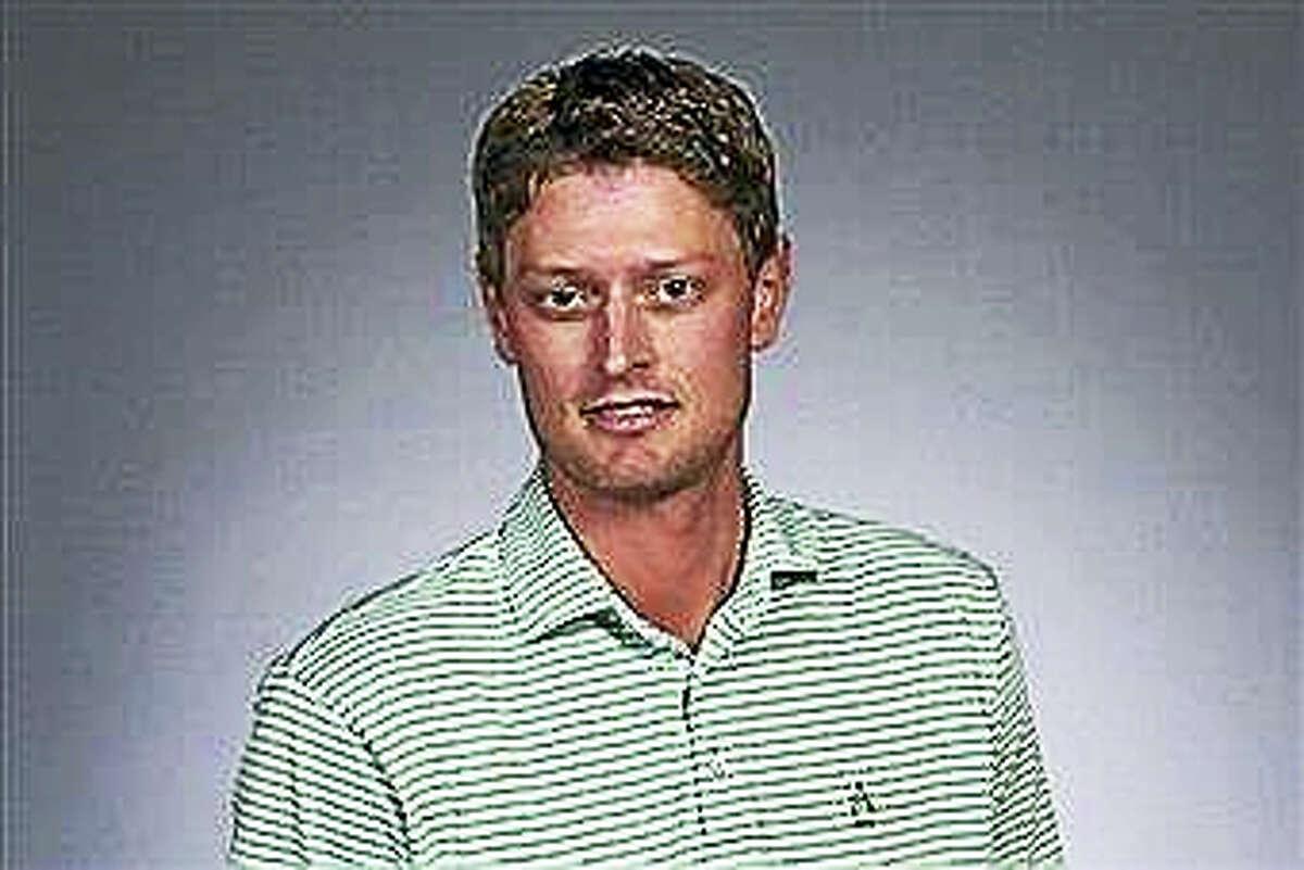 Photo courtesy of the PGA TourMadison native Brett Stegmaier has two top-10 finishes on the PGA Tour this season.