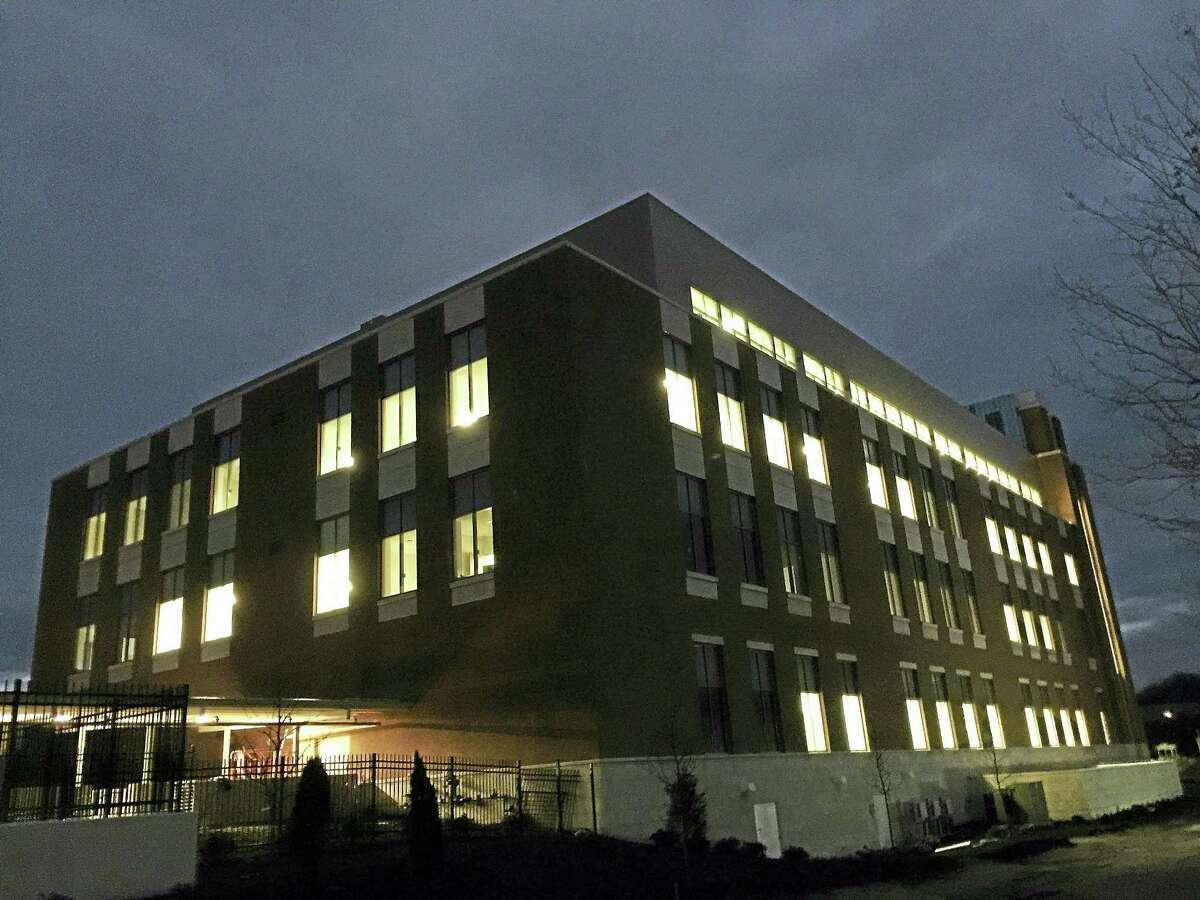 Ben Lambert - The Register CitizenThe Litchfield Judicial Courthouse building, as seen Thursday in Torrington.