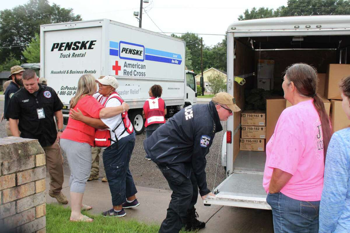 Numerous organizations have started disaster relief funds to help those hit by Hurricane Harvey.See food tips for Hurricane Harvey from the USDA ahead.