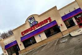 The Chuck E Cheese's in Stockton.