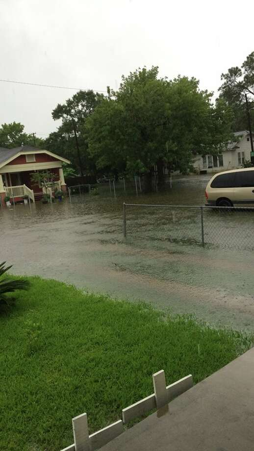 A street in Port Arthur.Photo: Larneka Lavalais