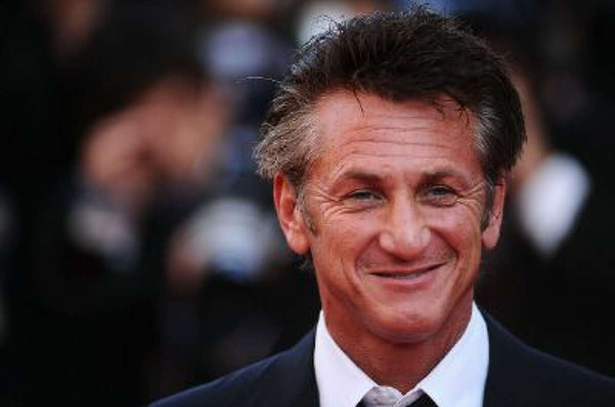 CANNES, FRANCE - MAY 20: Sean Penn attends the