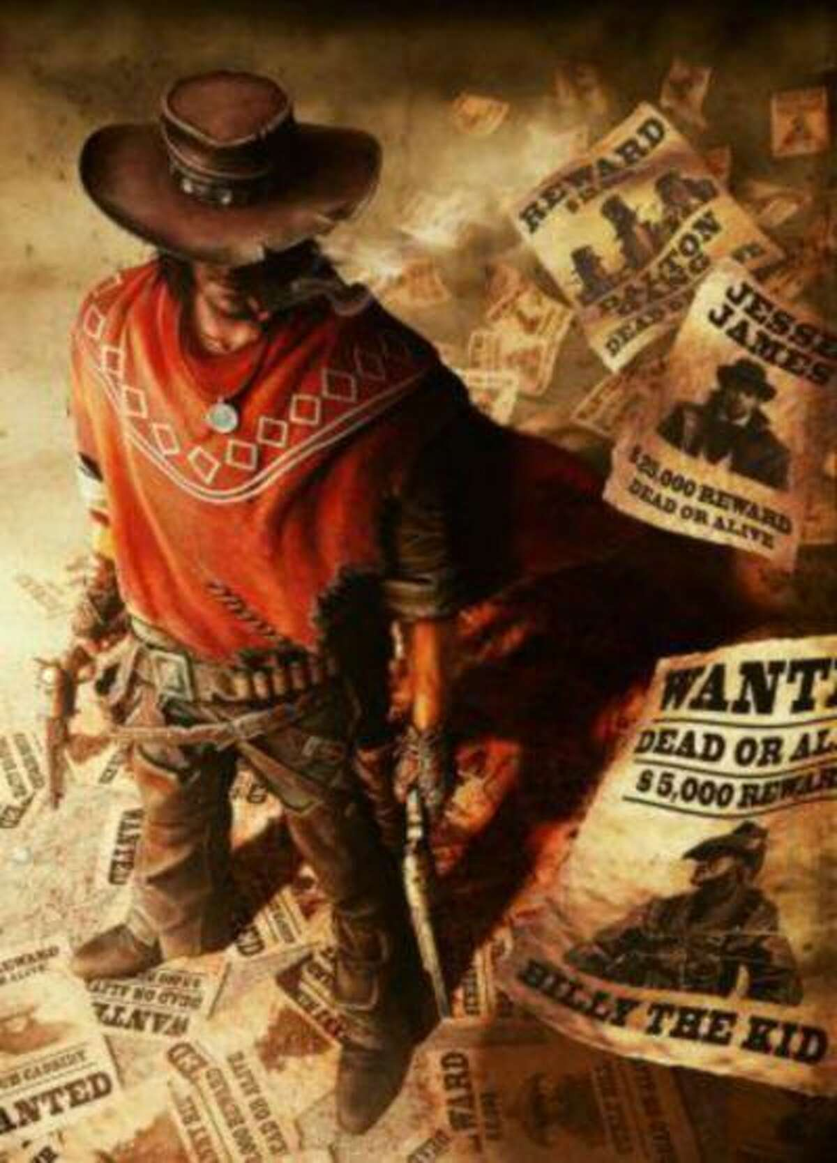 Bounty hunter Silas Greaves has traded bullets with the most famous outlaws from the Wild West.
