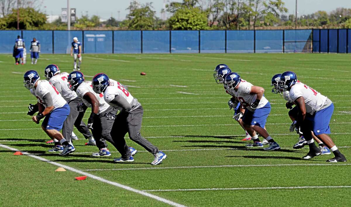 The New York Giants will be missing key players for Sunday's game against the unbeaten Chiefs.