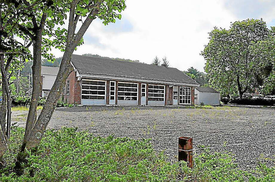 Formerly a Texaco Station, the property has been vacant for over six years. Photo: Contributed Photo