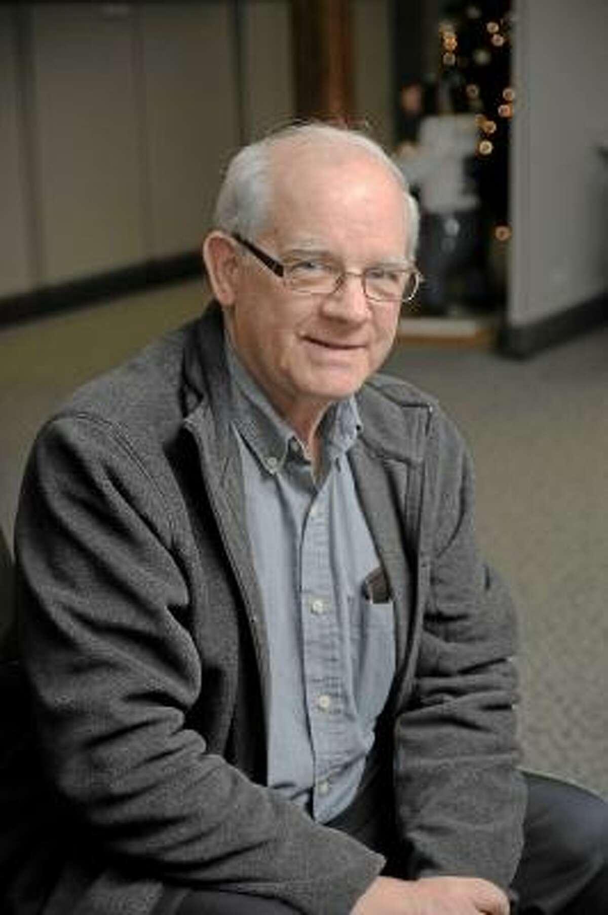 Author Jack Sheedy