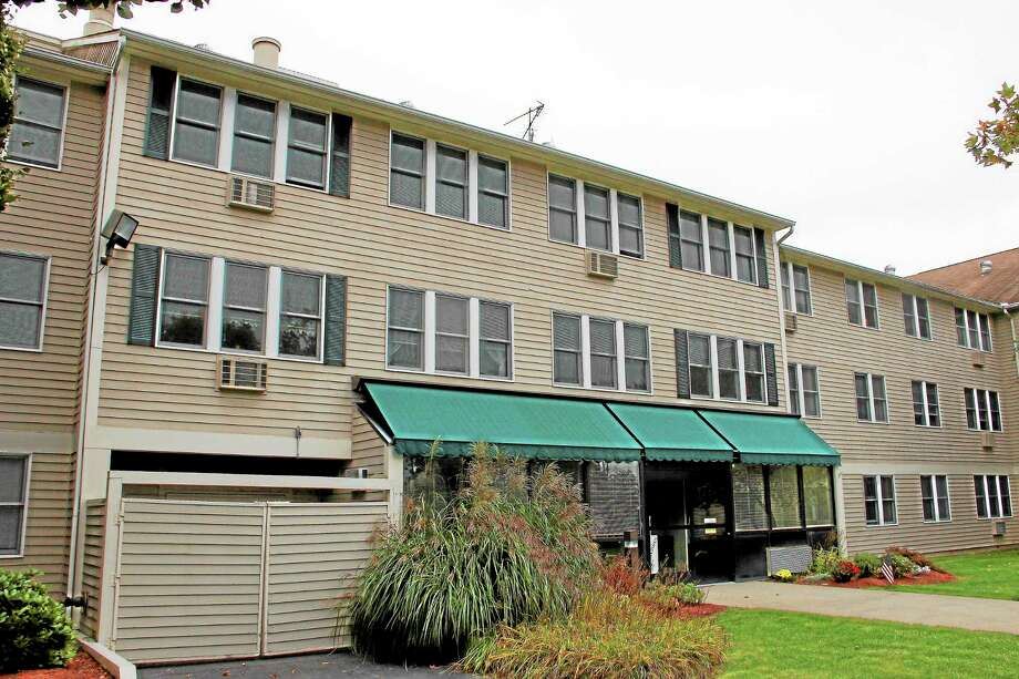 The Torringford West Apartments, located at 356 Torringford West St. in Torrington, on Friday, Sept. 27. The complex will receive money to fund building improvements and expansion to the complex. Photo: Esteban L. Hernandez—Register Citizen
