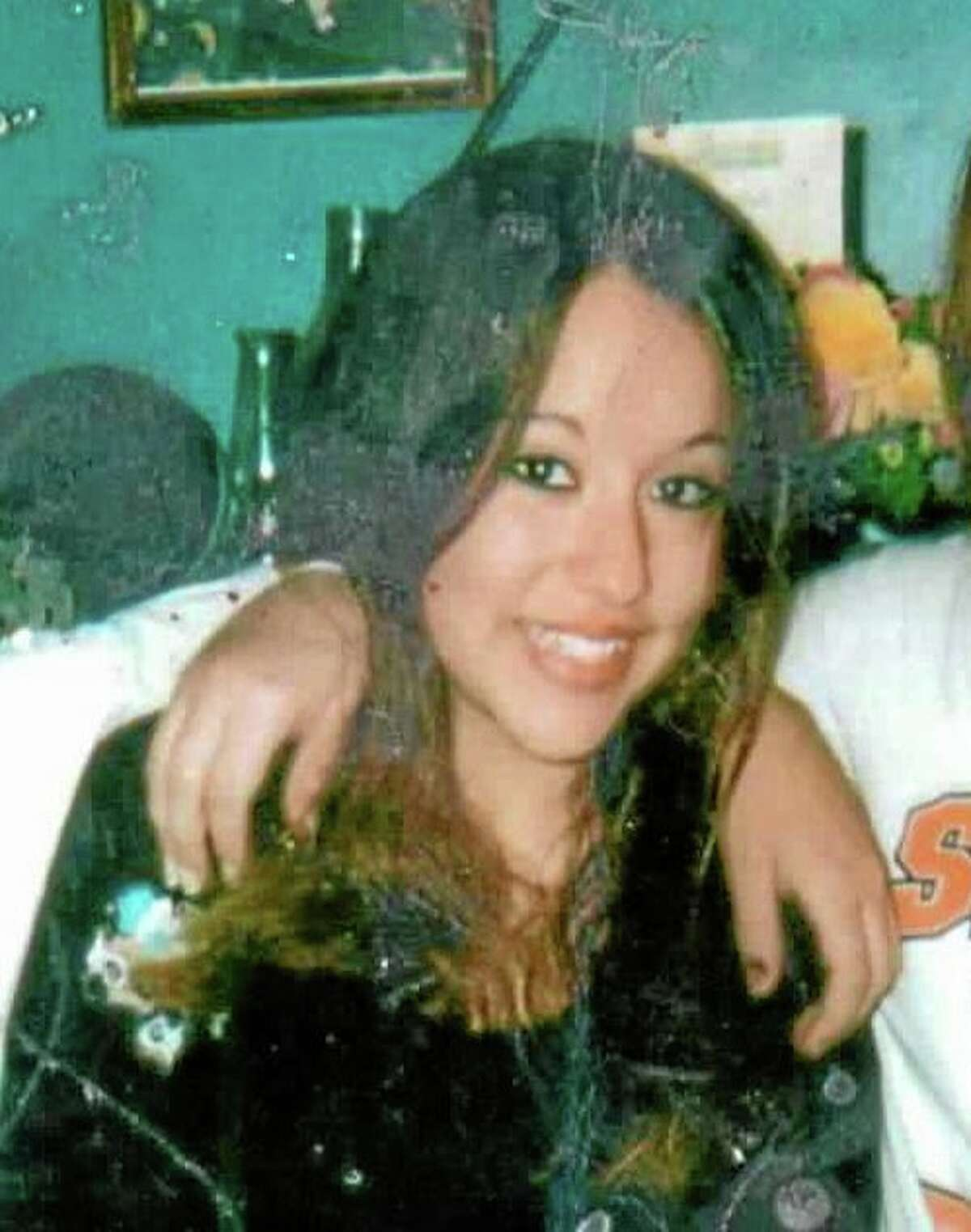 This undated photo courtesy of Auliea Hanlon shows Cherice Moralez, who was raped in 2007 when she was 14 by teacher Stacey Rambold in Billings, Mont. Rambold is due to be released from prison on Thursday, Sept. 26, 2013 after serving just 30 days. The short sentence triggered a backlash against the judge who handled the case, including calls for him to be removed from the bench. (AP Photo/Auliea Hanlon)