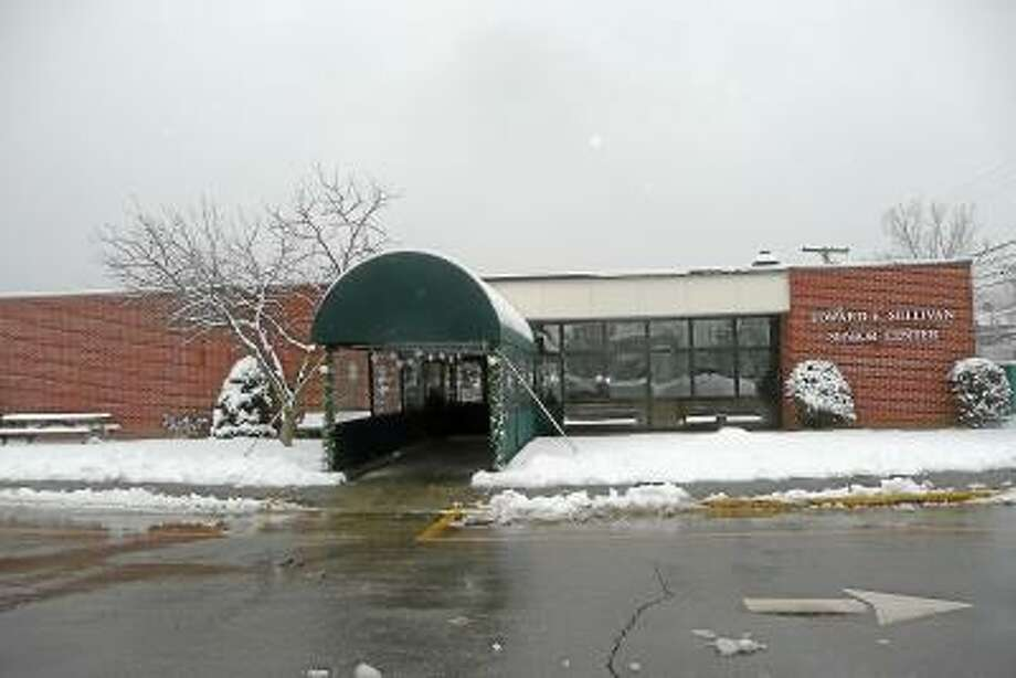 The Sullivan Senior Center, one of Torrington's warming centers.