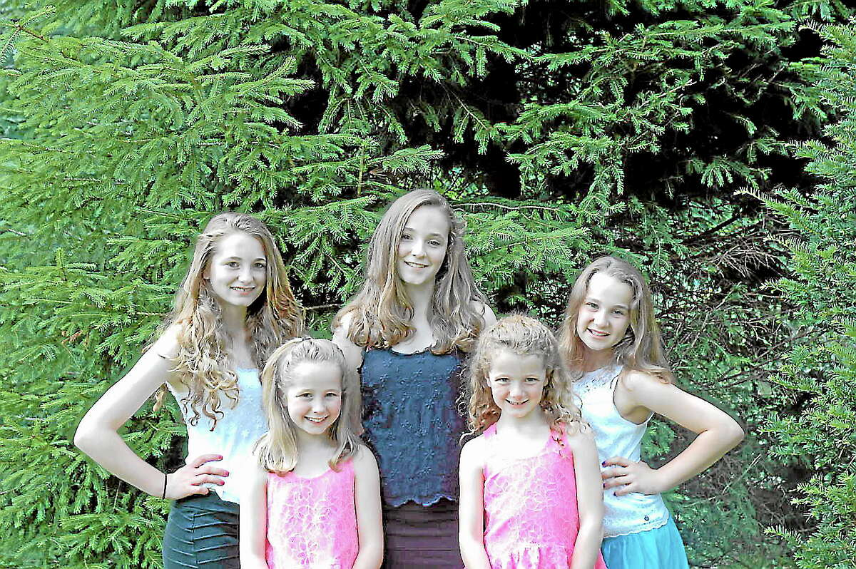 Submitted photo - The Casey Girls The Casey Girls, a Litchfield-based singing group, joins the entertainment lineup during Saturday's fall fest at the Litchfield Historical Society and Tapping Reeve Law School.