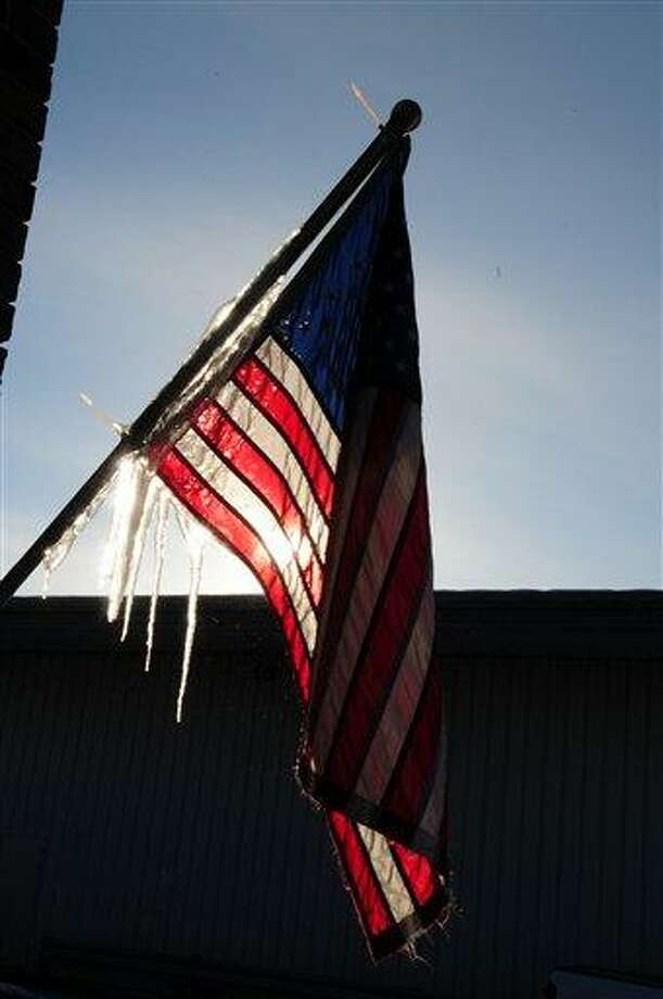 Frigid temperatures expected to move in to Connecticut on Tuesday. Photo: AP / Brainerd Dispatch