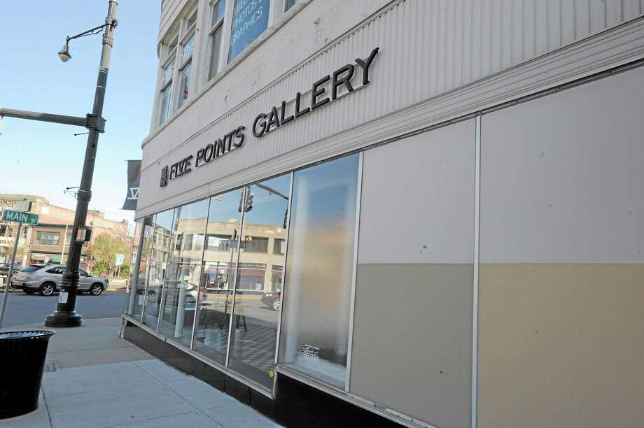 Five Points Gallery in Torrington. Photo: Register Citizen File Photo