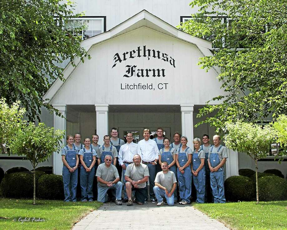 Arethusa Farms has been named 2013 farm of the year. Photo: Contributed Photo  / CYBIL FISHER PHOTOGRAPHY