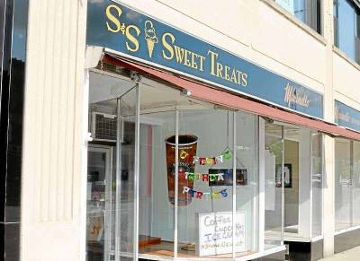 Kate Hartman/Register Citizen - S&S Sweet Treats, located at 38 Main St. in downtown Torrington.
