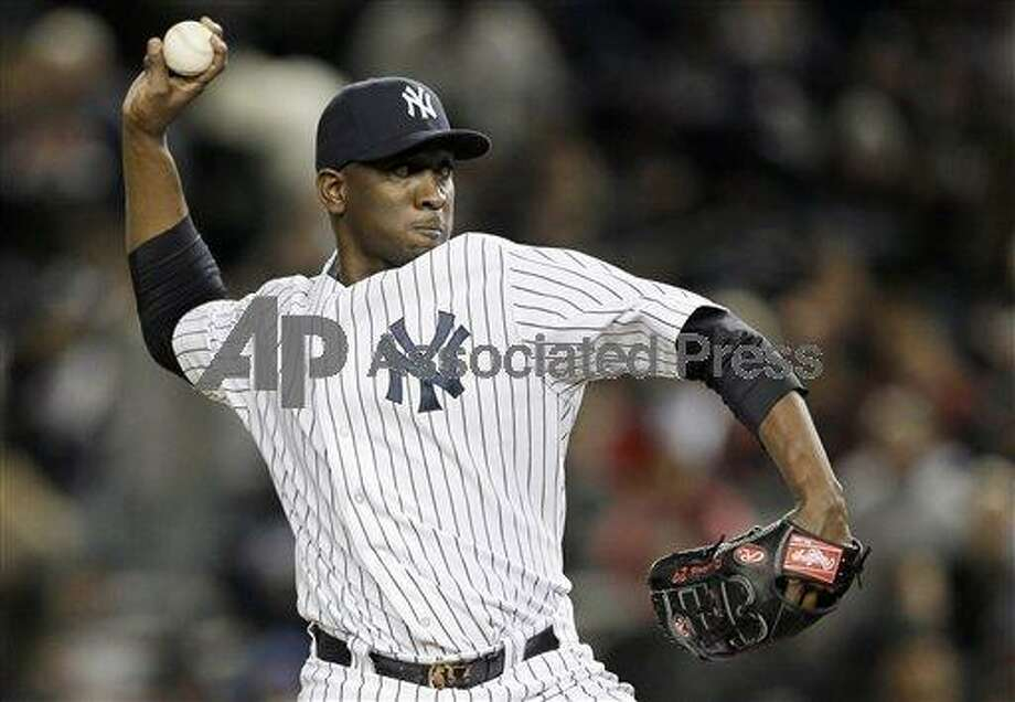 Rafael Soriano had 42 saves and a 2.26 ERA last season for the New York Yankees. The Associated Press.