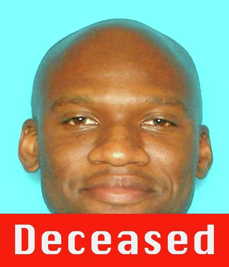 This image released by the FBI shows a 2011 photo of Aaron Alexis, who police believe was a gunman at the Washington Navy Yard shooting in Washington, Monday morning, Sept. 16, 2013, and who was killed after he fired on a police officer. At least one gunman launched an attack inside the Washington Navy Yard, spraying gunfire on office workers in the cafeteria and in the hallways at the heavily secured military installation in the heart of the nation's capital, authorities said. (AP Photo/FBI) Photo: Ap / FBI
