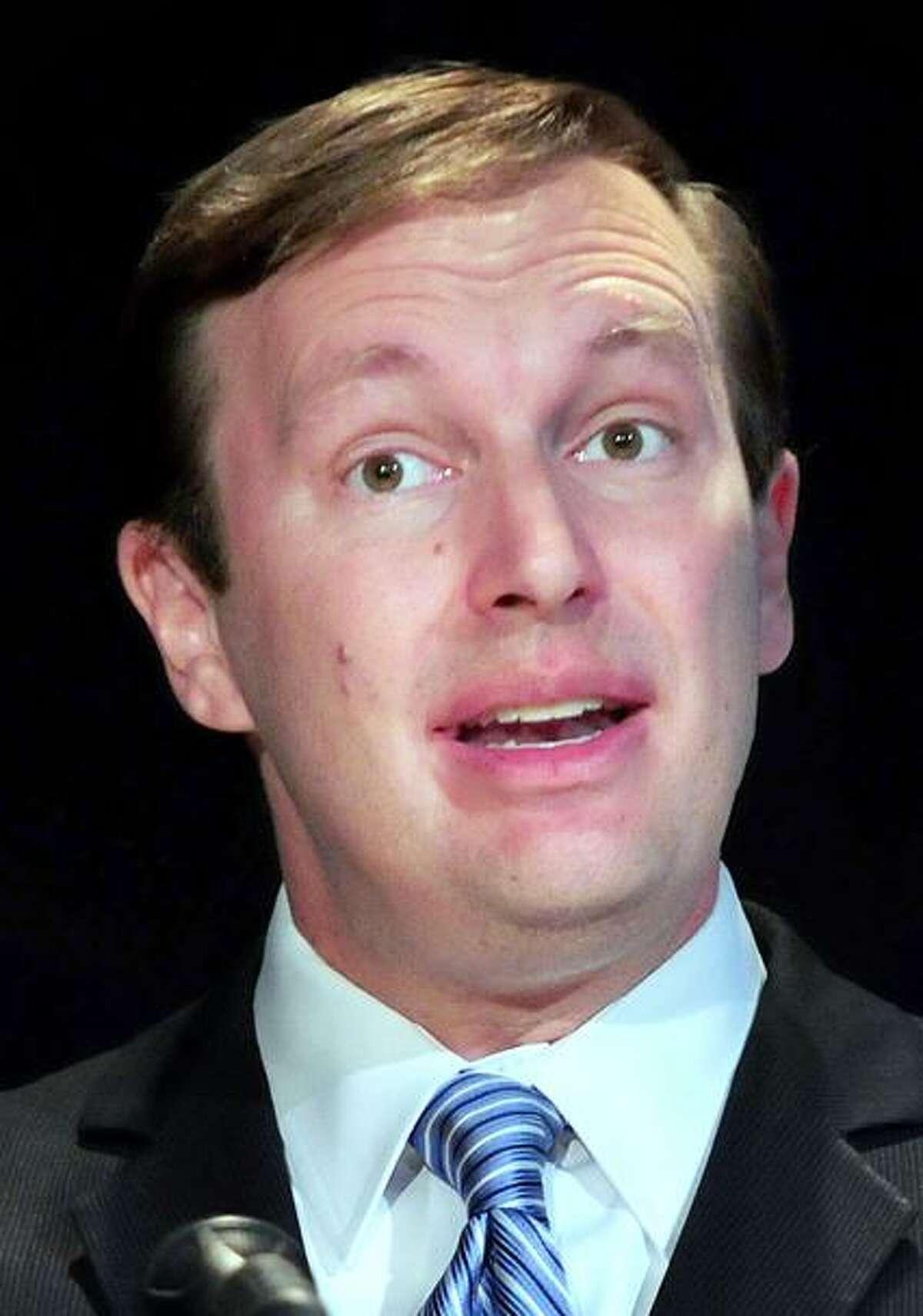Sen. Chris Murphy. Associated Press file photo