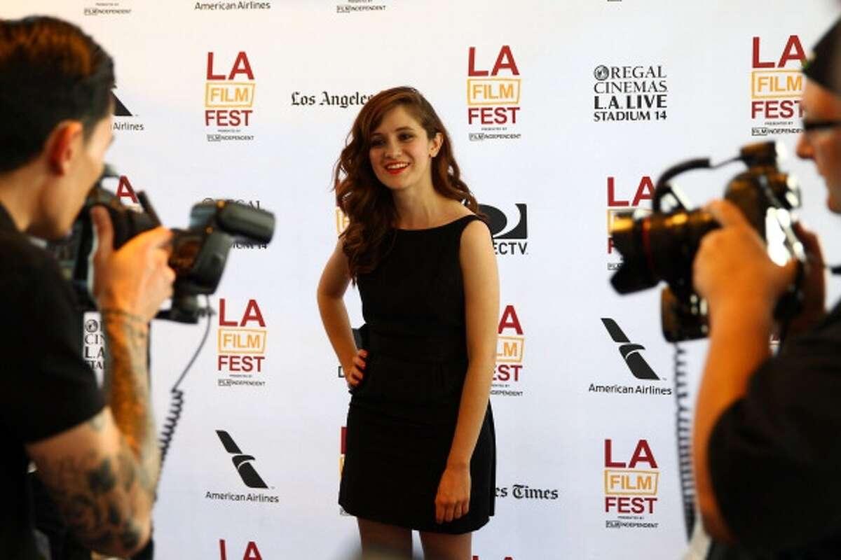 LOS ANGELES, CA - JUNE 15: Actress Noel Wells arrives at the