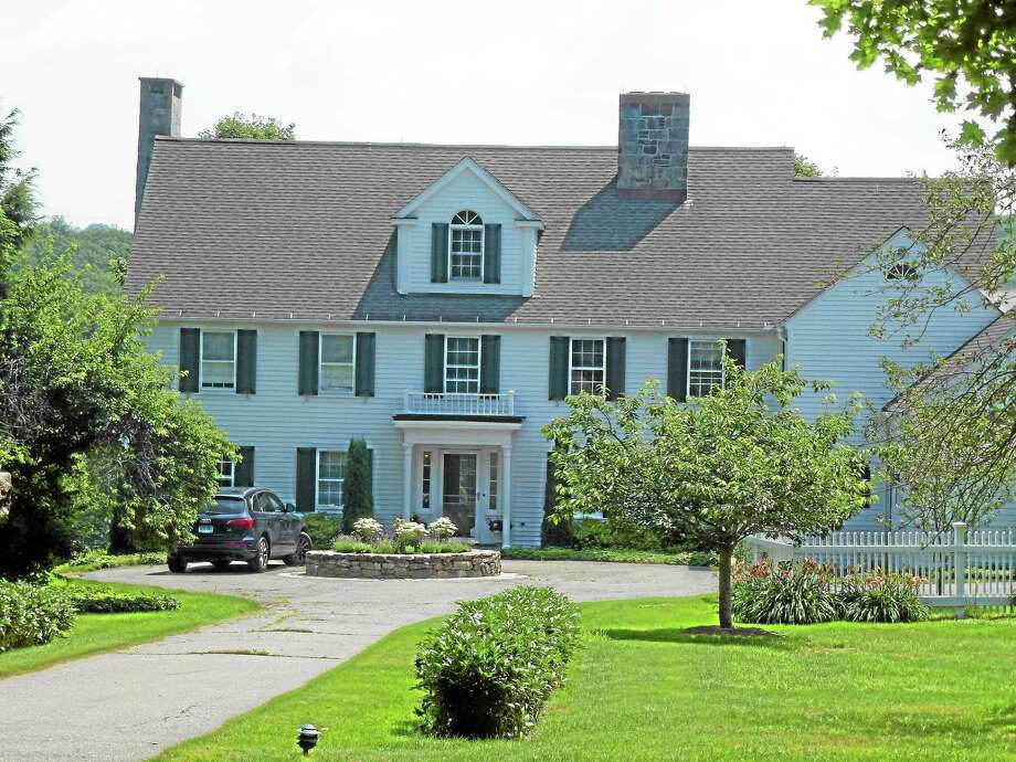 Under the expansion plan, Head of School Adam Man would move into the Youngling Estate (pictured), a 5,815 square feet single family house. It is located at 54 Norfolk Road. Photo: Ryan Flynn—Register Citizen