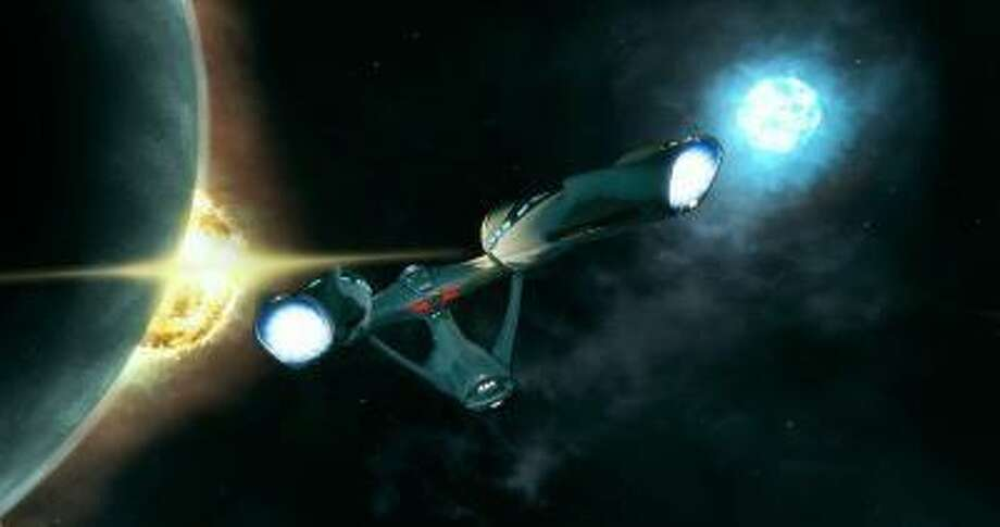 Life-or-death struggles are par for the course for any Starfleet graduate assigned to the Enterprise.