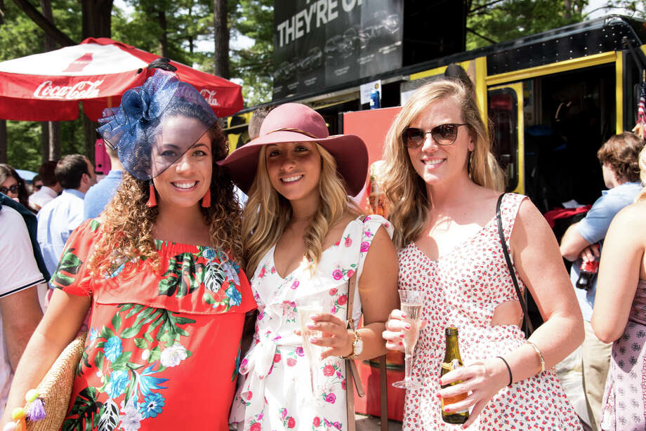 Were you Seen at Travers Day at Saratoga Race Course on Saturday, August 26th, 2017? Photo: Hannah Walsh